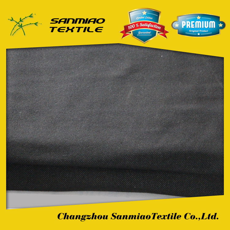 SANMIAO Brand best selling factory direct brushed fabric for computer bags WHTP-5001