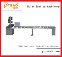 GSM-12 Semi-automatic Wine / Alcohol Filling Machine