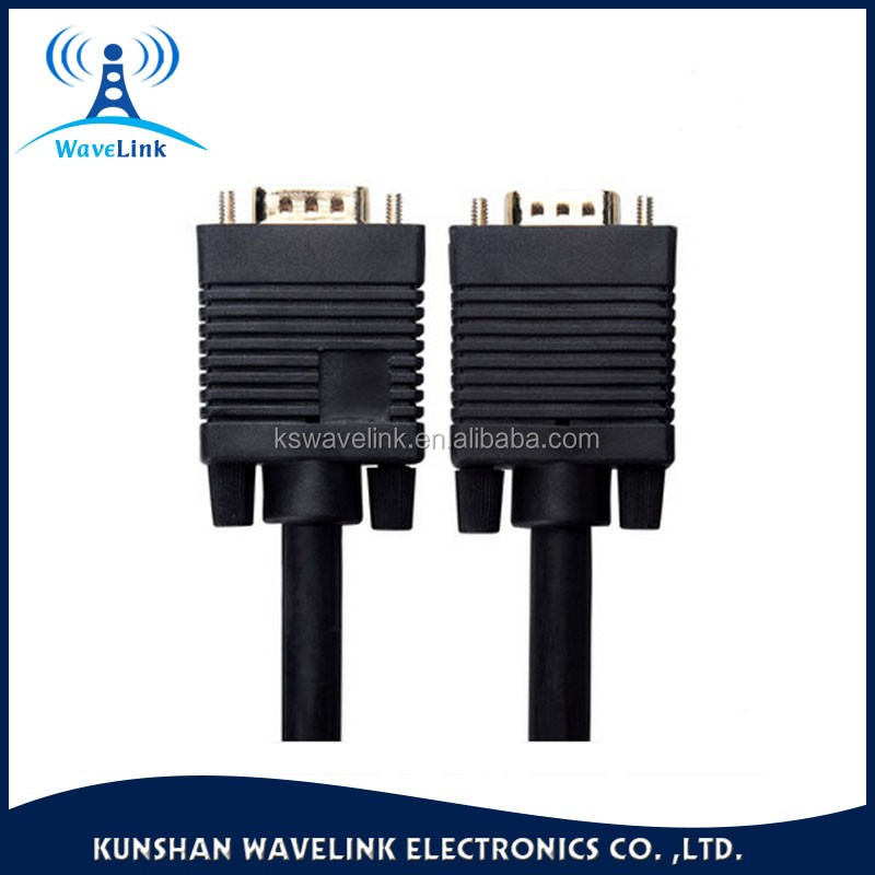 Factory Price 3M Male to Male 3+6 15 Pin VGA Cable