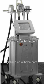 salon professional rf cavitation slimming machine/cavitation ultrasound machine