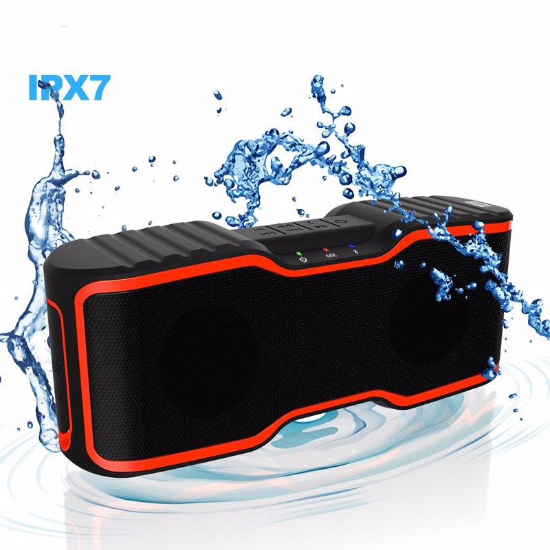 Listen Music During swimming Portable Wireless Bluetooth Floating Speaker Model:BaoBaO-F2