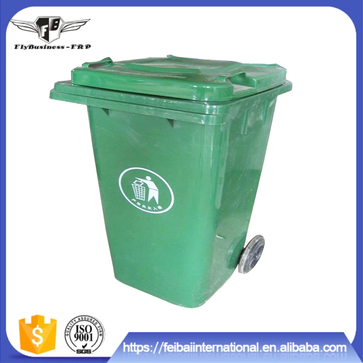 Manufacturers wholesale corrosion resistant customize mobile garbage bin
