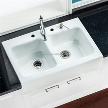 Chinese farm house kitchen sink