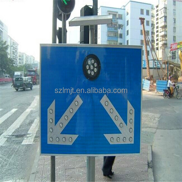 Road safety traffic sign