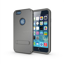 Heavy Duty Shockproof Hybrid Mobile Accessories for IPhone 6 4.7 Inch armor Phone Case