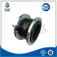 DIN Flange Standard Expansion Flexible Rubber Joint