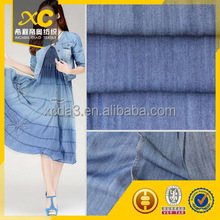 5oz 100% lyocell denim fabric