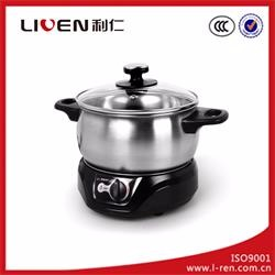 Hot sale electric bbq grill with hot pot DHG-235SK
