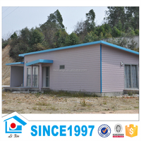 Shipping Container Light Steel Frame Modular Home Prefab