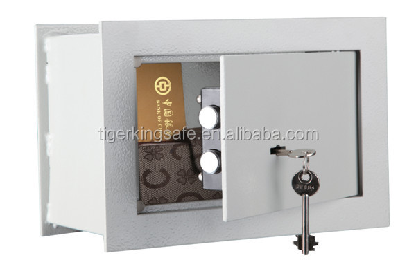 high quality hidden wall safe with mechanical lock