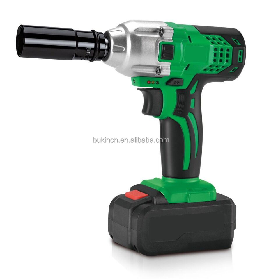 3000IPM cordless impact wrench ( POWER TOOLS used for manufacturing and construction )