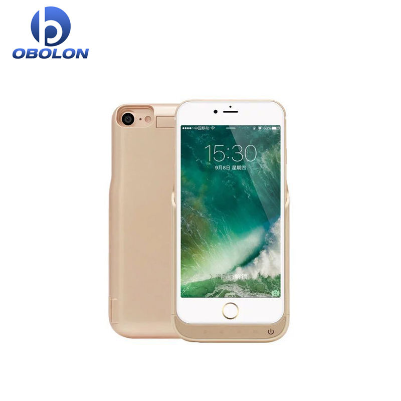 3200mah External Power Bank Case For Iphone 7/7plus Battery Case