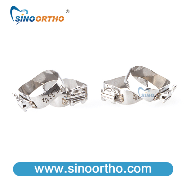 SINO ORTHO High Quality Dental Orthodontic Molar Band