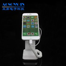 Factory Sale Anti-theft Device Mobile Phone Security Alarm Display Stands for Smartphone