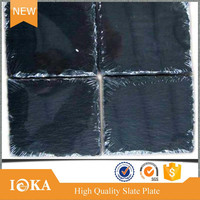 Black Slate Stone Cooking Plates With High Quality