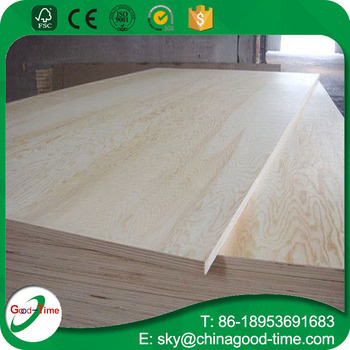 commercial plywood/marine grade plywood Shouguang good-time best price