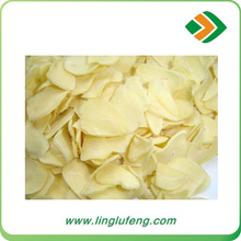 dried garlic without root minced garlic flakes