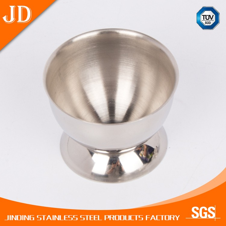 Hot Selling Cute Egg Shape stainless steel Cups