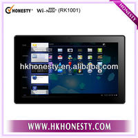 Cheap 10.1 inch tablet pc RK3066,quad core GPU,cortex A9 dual core,10 inch tablet pc Android 4.0