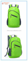 Suitable for men and women waterproof nylon variety of colors cotton fashion daily sport backpack College Nylon backpack bags