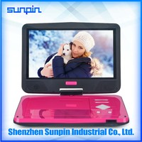 mini lcd portable dvd player portable dvd player with tv tuner and radio