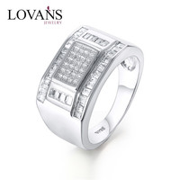 Wholesale Turkish Titanium Engagement Rings For Men FR009-9
