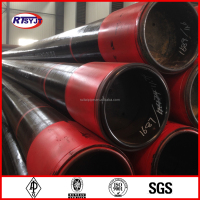 api 5ct casing pipe p110 male thread and female casing steel pipe mechanical seamless casing pipe