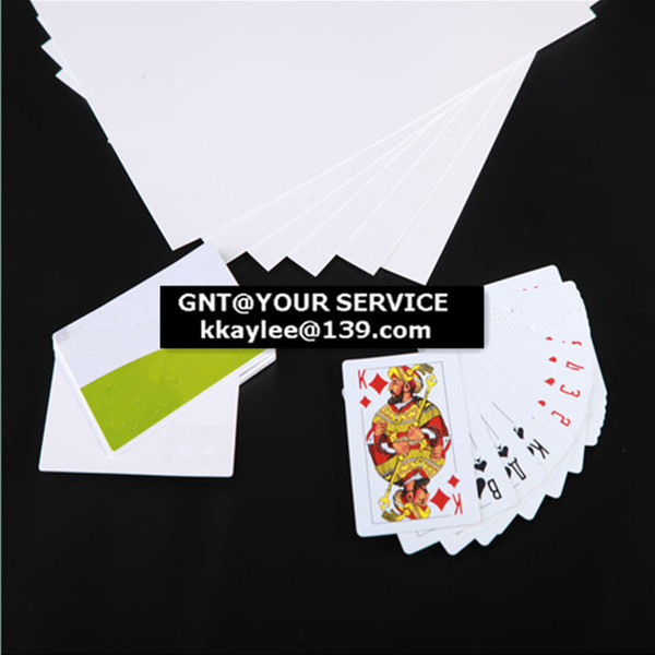 310 micron pvc sheet for playing cards