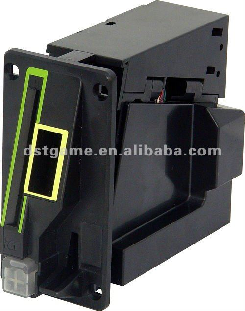 Hot sale high quality ICT combo coin acceptor