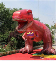Giant 5M inflatable dinosaur/Party custom inflatable character