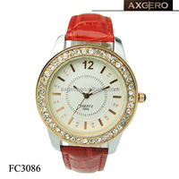 ladies stone fancy good qulity bracelet watch