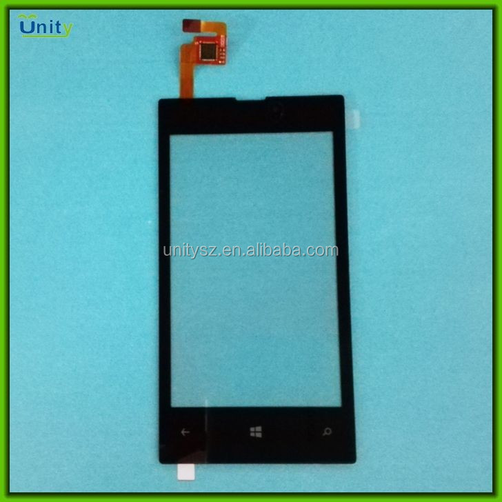 Cheapest glass for Nokia Lumia 520 touch screen glass digitizer