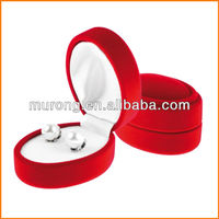 Jewelry ear pins box