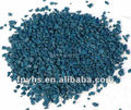 dyed bule colored gravel for landscaping