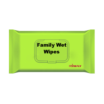 Wholesale Family wet wipes 15's
