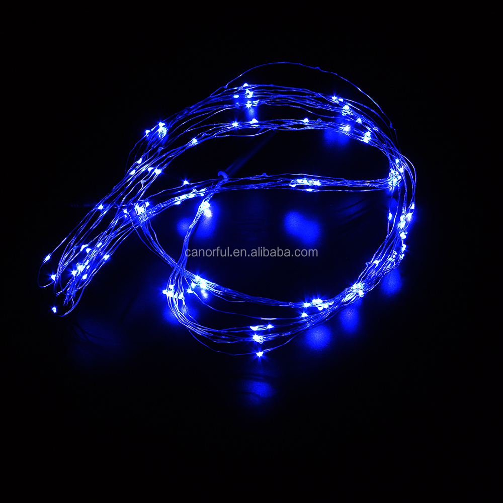 Blue waterproof led christmas light tree buy