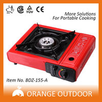 CE/CSA/GS approved commercial camping alcohol stove