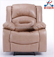 Home Living Room Electric Relaxer Massage Sofa Executive Leather Recliner Chair