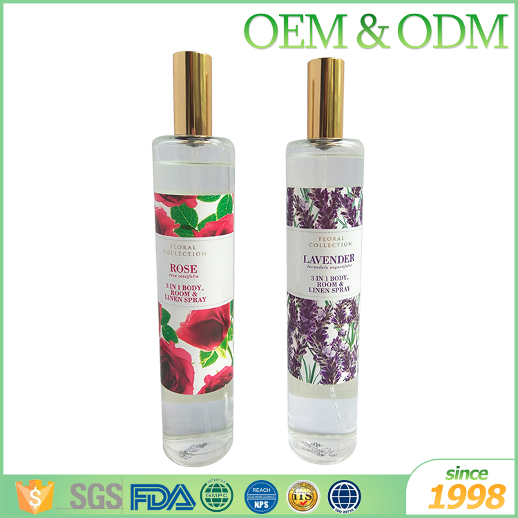High Quality Products Commercial Room Air Freshener Scented Room Spray