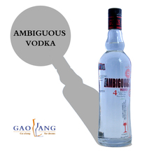 Goalong wholesale Russian vodka brands