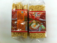 Non fried instant egg noodle low fat healthy egg noodle