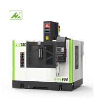 High Quality Vertical Machining Center Price Vmc650 Cnc Milling Machine