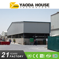 prefabricated steel structure warehouse , steel structure workshop building