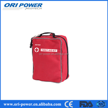 OP wholesale FDA ISO CE approved good quality portable survival kit practical first aid kit medical bag