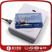 Cheap and good quality cr80 RFID MIFARE Classic 1kb smart card