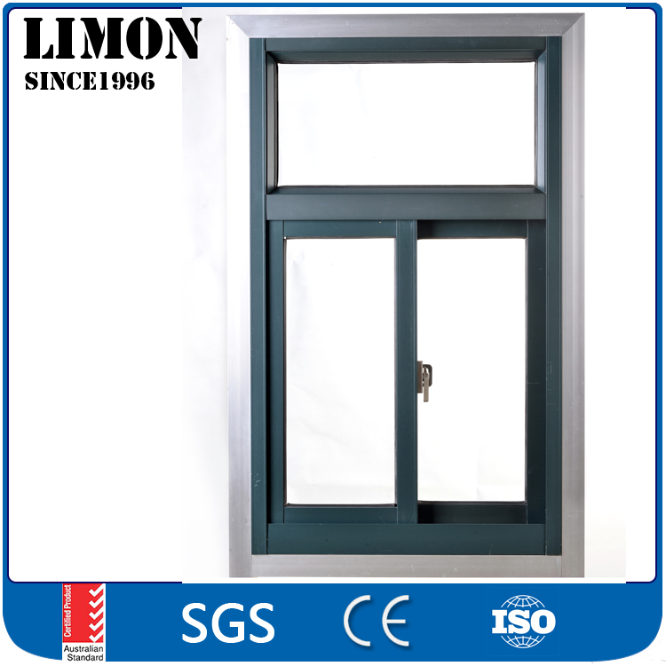 Energy efficiency aluminum sliding window price in philippines with AS2047