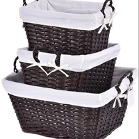 Bulk Wholesale Cheap Wicker Baskets
