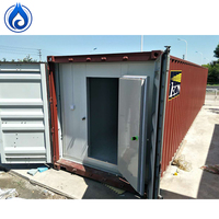 Unique design used refrigerated shipping container cold room for sale cold storage box