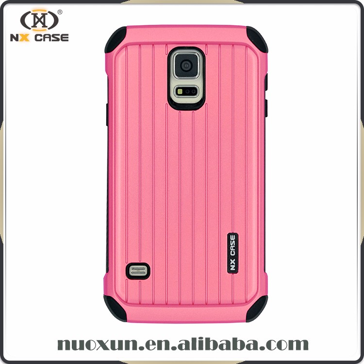 Guangzhou factory price for samsung galaxy s5 case black, covers for s5