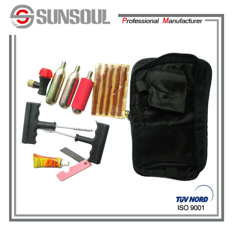Motorcycle Tech Tire Repair Kit